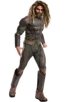 Déguisement Adulte Aquaman Justice League costume