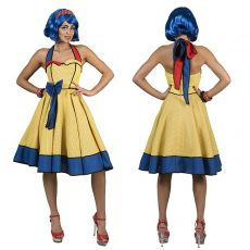 Déguisement Femme Adulte Pop Art costume
