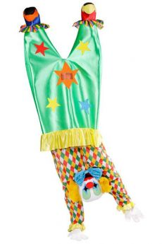 Combinaison Clown Renversé costume