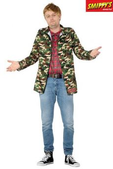 Déguisement Only Fools And Horses Camouflage costume