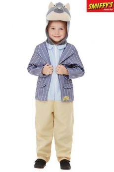 Déguisement Enfant Wind In The Willows Rat Bleu costume