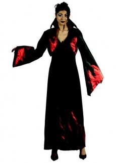 Robe en Flamme costume