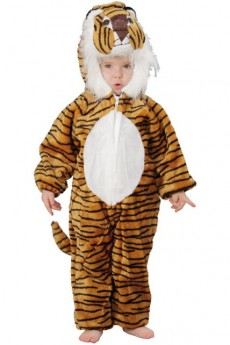 Déguisement Tigre Toon costume