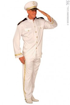 Déguisement Capitaine costume