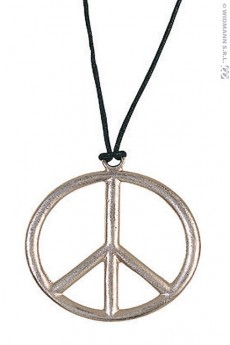 Pendentif Peace and Love accessoire