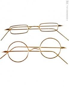 lunette m tal sans verre accessoires d guisement adulte le. Black Bedroom Furniture Sets. Home Design Ideas