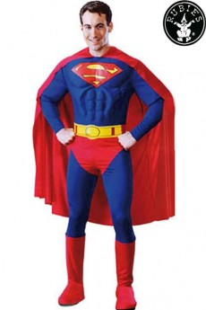 Déguisement Superman costume