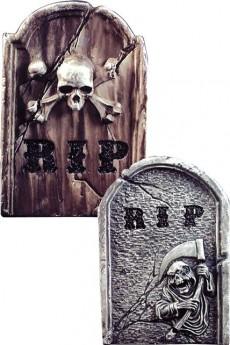 pierre tombale d corations halloween le. Black Bedroom Furniture Sets. Home Design Ideas