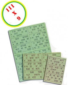 plaques de carton loto articles de f te jeux du loto et casino le. Black Bedroom Furniture Sets. Home Design Ideas