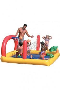 aire jeux piscine gonflable kermesse jeux de plage jeux. Black Bedroom Furniture Sets. Home Design Ideas