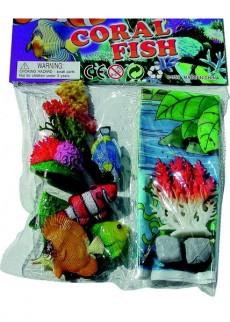 Poissons aquarium kermesse petits jouets gadgets le for Jouet aquarium poisson