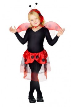 Set Coccinelle Enfant costume