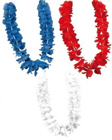 Collier Supporter France accessoire