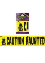 Bande Caution Haunted