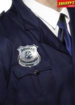Badge Police Métal