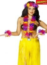 Set Hawai Multicolore