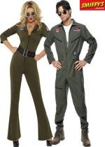 Couple Top Gun