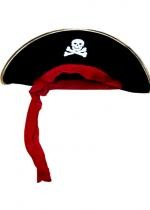 Chapeau Pirate Bandeau
