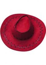 Cowboy Texas Coutures Rouge
