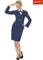 Femme Capitaine Air Force