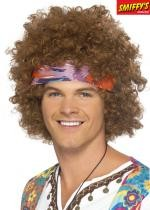 Perruque Hippie Afro