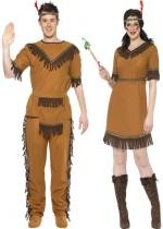 Couple Tribu Sioux