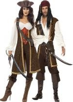 Couple Pirate Haute Mers