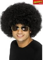 Perruque Funky Noire Afro