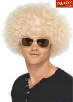 Perruque Funky Blonde Afro