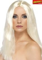 Perruque Style Star Blonde
