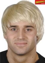Perruque Guy Blonde