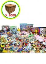 Lot 1000 Jouets Assortis