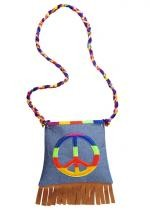 Sac Hippie Peace And Love