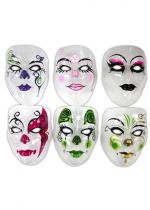Masque Transparent Visage