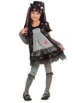 Déguisement Enfant Black Dolly