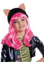 Perruque Licence Howleen Wolf Monster High