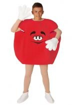 Costume Bonbon Rouge