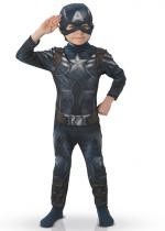 Enfant Captain America Winter Soldier