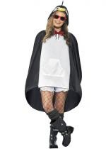 Poncho Party Pingouin Imperméable