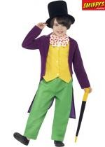 Déguisement Enfant Willy Wonka