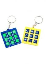 Lot De 12 Porte Clefs Jeu De Patience Morpion