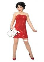 Déguisement Licence Betty Boop