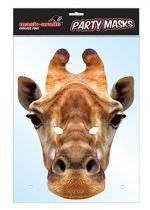 Masque Animal Girafe