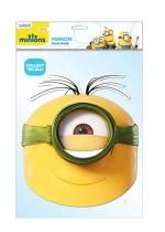 Masque Adulte Minions Au Naturel