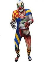 Seconde Peau Scary Clown