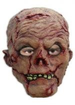 Masque Zombie Blesse En Latex Adulte