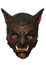 Masque Loup Garou En Latex Adulte