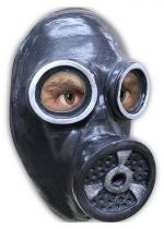 Masque A Gaz En Latex Adulte