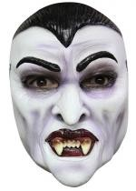 Masque Dracula En Latex Adulte