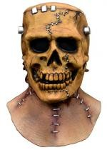 Masque Latex Adulte Frankenskull